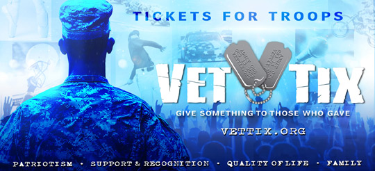 Open Season Sportsman's Expo Partners with Vet Tix for all 2021 Events